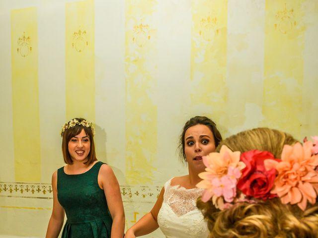 La boda de Angel y Saray en Camargo, Cantabria 98