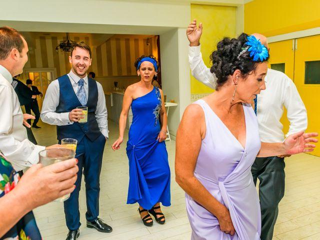 La boda de Angel y Saray en Camargo, Cantabria 105