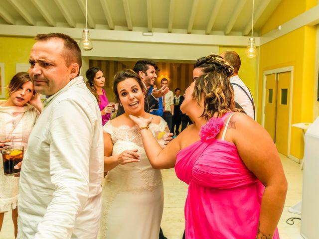La boda de Angel y Saray en Camargo, Cantabria 115