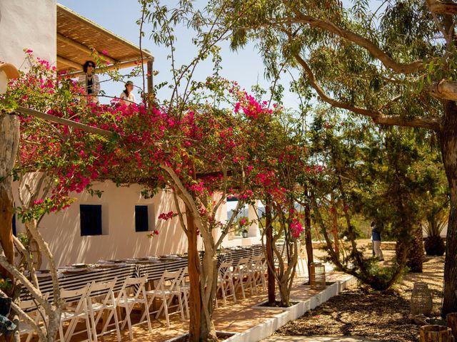 La boda de Yas y Gil en Sant Francesc De Formentera, Islas Baleares 6
