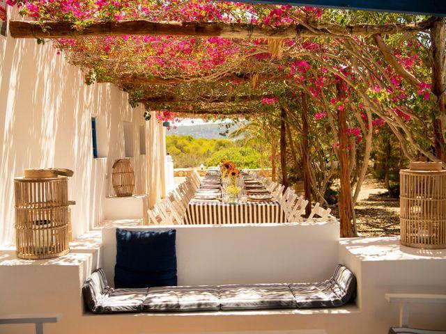 La boda de Yas y Gil en Sant Francesc De Formentera, Islas Baleares 9