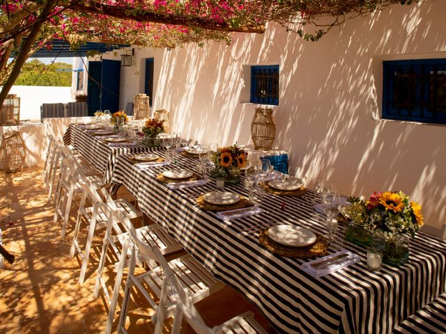 La boda de Yas y Gil en Sant Francesc De Formentera, Islas Baleares 11
