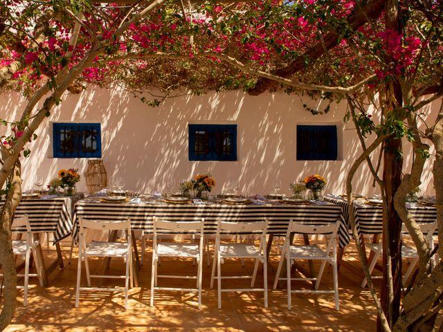 La boda de Yas y Gil en Sant Francesc De Formentera, Islas Baleares 12