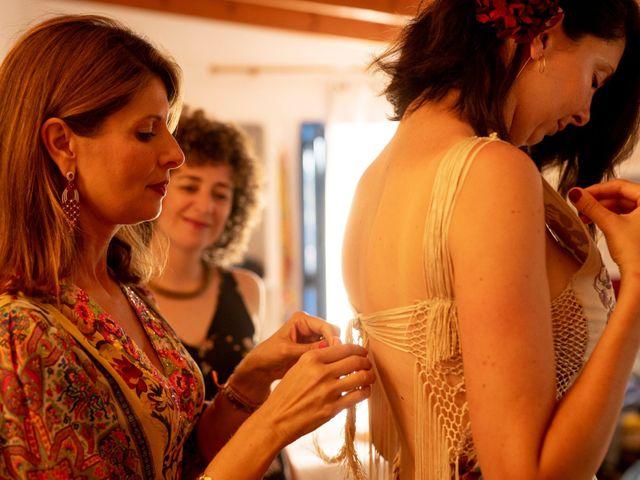 La boda de Yas y Gil en Sant Francesc De Formentera, Islas Baleares 14