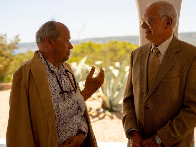 La boda de Yas y Gil en Sant Francesc De Formentera, Islas Baleares 20