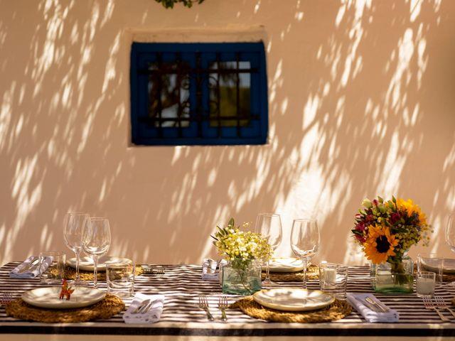 La boda de Yas y Gil en Sant Francesc De Formentera, Islas Baleares 21