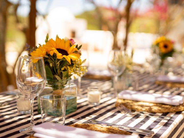 La boda de Yas y Gil en Sant Francesc De Formentera, Islas Baleares 23