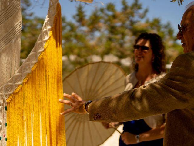 La boda de Yas y Gil en Sant Francesc De Formentera, Islas Baleares 26