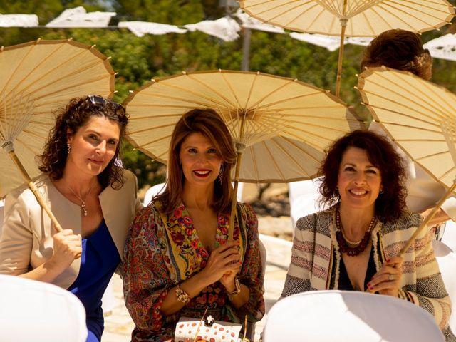 La boda de Yas y Gil en Sant Francesc De Formentera, Islas Baleares 27