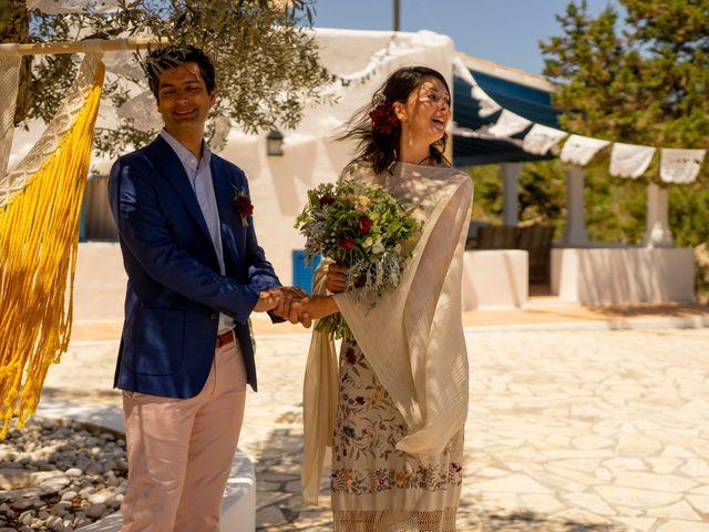 La boda de Yas y Gil en Sant Francesc De Formentera, Islas Baleares 31