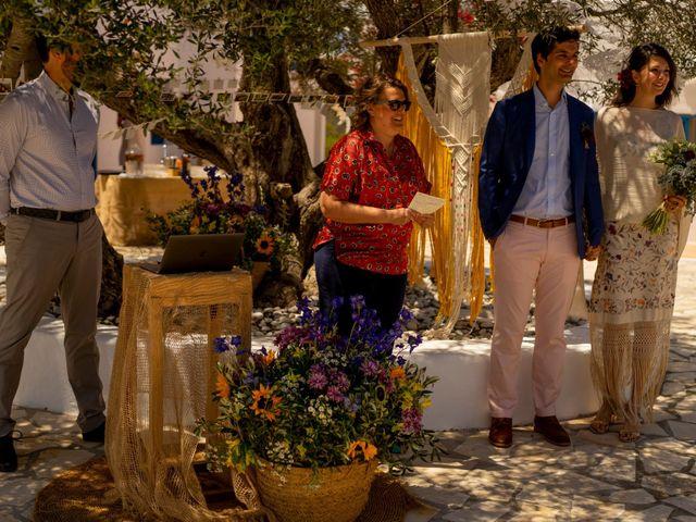 La boda de Yas y Gil en Sant Francesc De Formentera, Islas Baleares 32