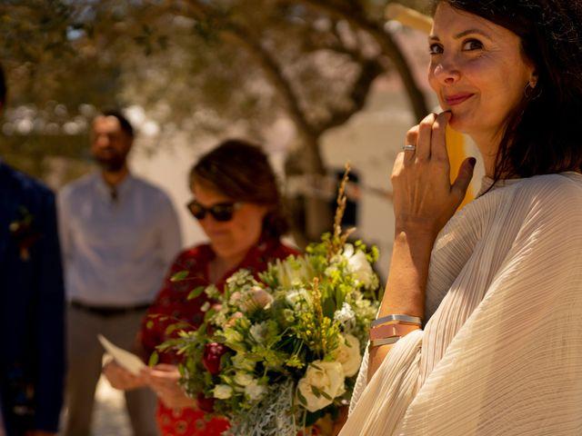 La boda de Yas y Gil en Sant Francesc De Formentera, Islas Baleares 33