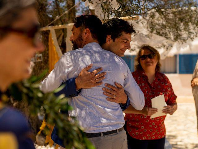 La boda de Yas y Gil en Sant Francesc De Formentera, Islas Baleares 35