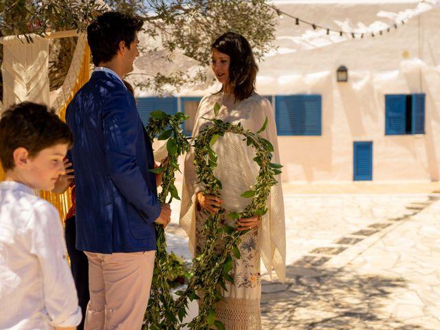 La boda de Yas y Gil en Sant Francesc De Formentera, Islas Baleares 36