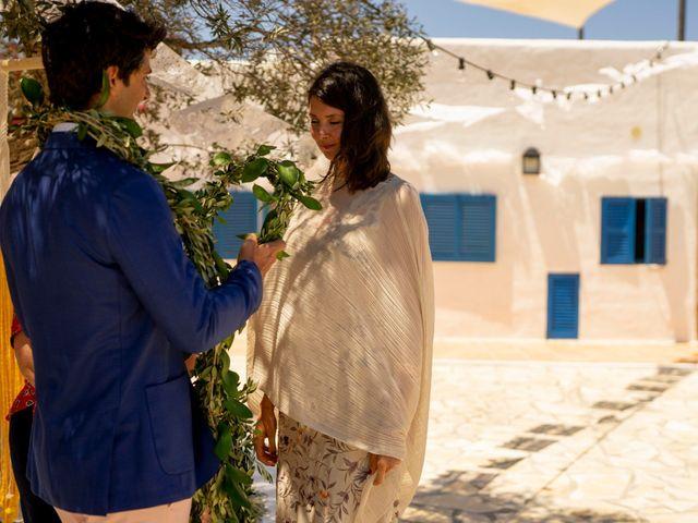 La boda de Yas y Gil en Sant Francesc De Formentera, Islas Baleares 38
