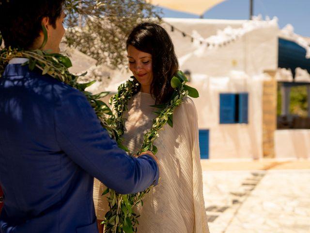 La boda de Yas y Gil en Sant Francesc De Formentera, Islas Baleares 39