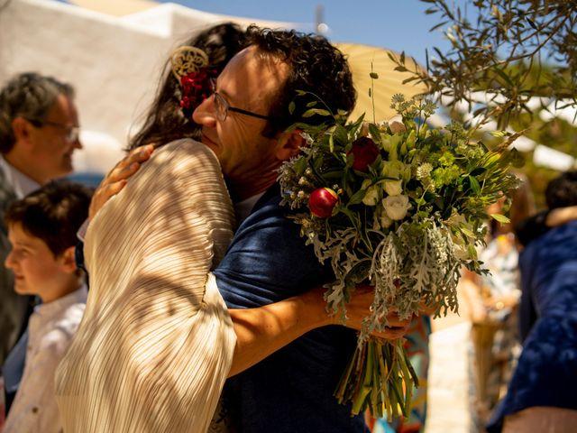 La boda de Yas y Gil en Sant Francesc De Formentera, Islas Baleares 43