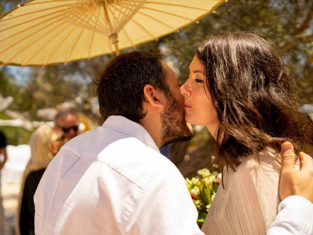 La boda de Yas y Gil en Sant Francesc De Formentera, Islas Baleares 44