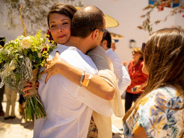 La boda de Yas y Gil en Sant Francesc De Formentera, Islas Baleares 47