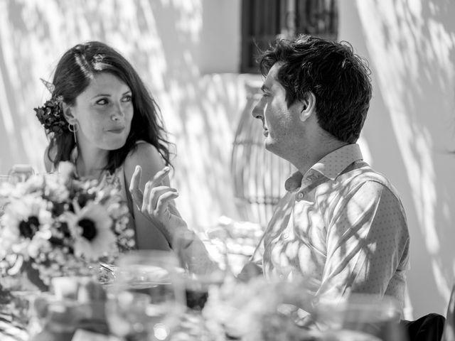 La boda de Yas y Gil en Sant Francesc De Formentera, Islas Baleares 54