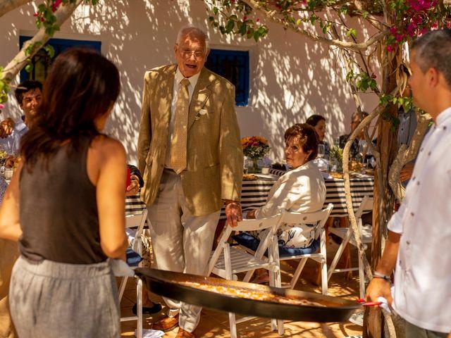 La boda de Yas y Gil en Sant Francesc De Formentera, Islas Baleares 56
