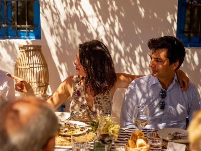 La boda de Yas y Gil en Sant Francesc De Formentera, Islas Baleares 58