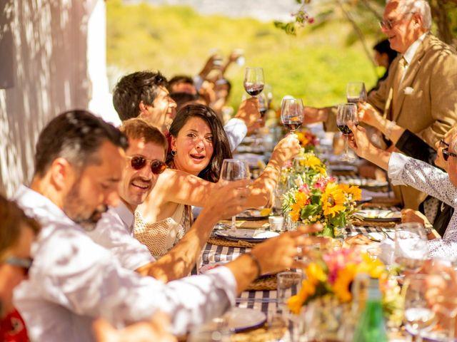 La boda de Yas y Gil en Sant Francesc De Formentera, Islas Baleares 62