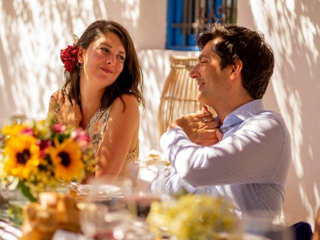 La boda de Yas y Gil en Sant Francesc De Formentera, Islas Baleares 63