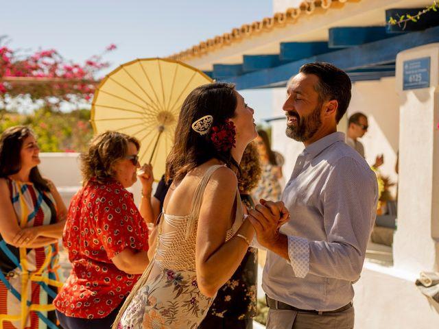 La boda de Yas y Gil en Sant Francesc De Formentera, Islas Baleares 65