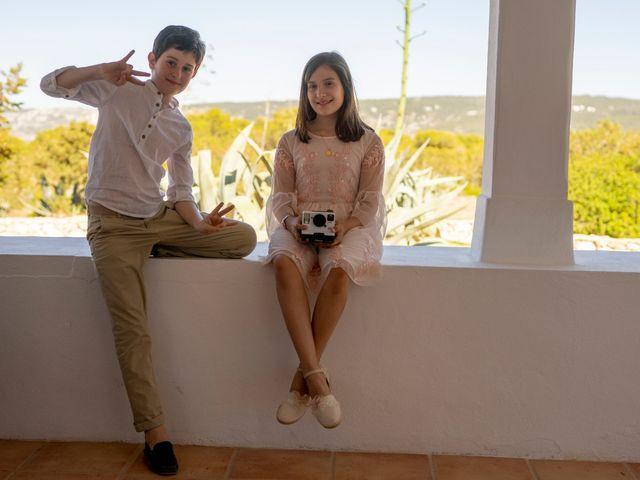 La boda de Yas y Gil en Sant Francesc De Formentera, Islas Baleares 67