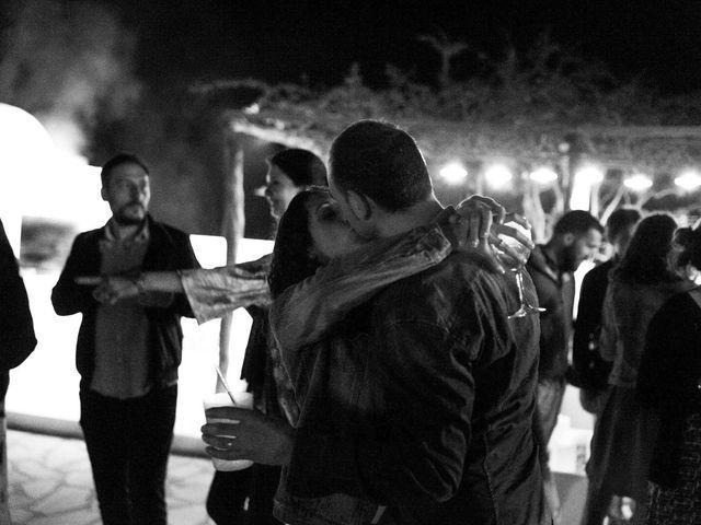 La boda de Yas y Gil en Sant Francesc De Formentera, Islas Baleares 80