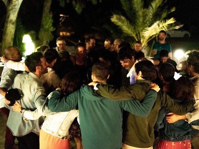 La boda de Yas y Gil en Sant Francesc De Formentera, Islas Baleares 81