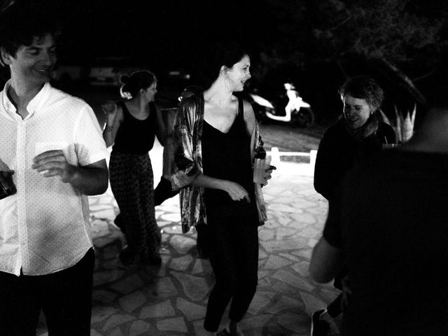 La boda de Yas y Gil en Sant Francesc De Formentera, Islas Baleares 87