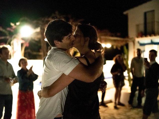 La boda de Yas y Gil en Sant Francesc De Formentera, Islas Baleares 88