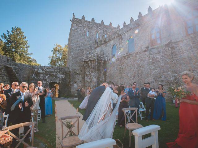La boda de Kolby y Nilsa en Arcade, Pontevedra 29