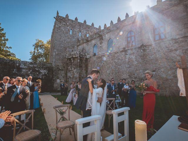 La boda de Kolby y Nilsa en Arcade, Pontevedra 30