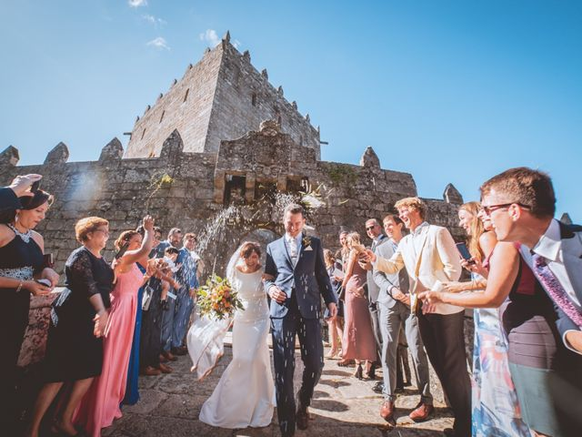 La boda de Kolby y Nilsa en Arcade, Pontevedra 31