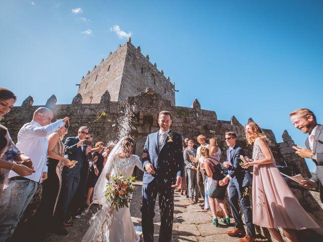 La boda de Kolby y Nilsa en Arcade, Pontevedra 32