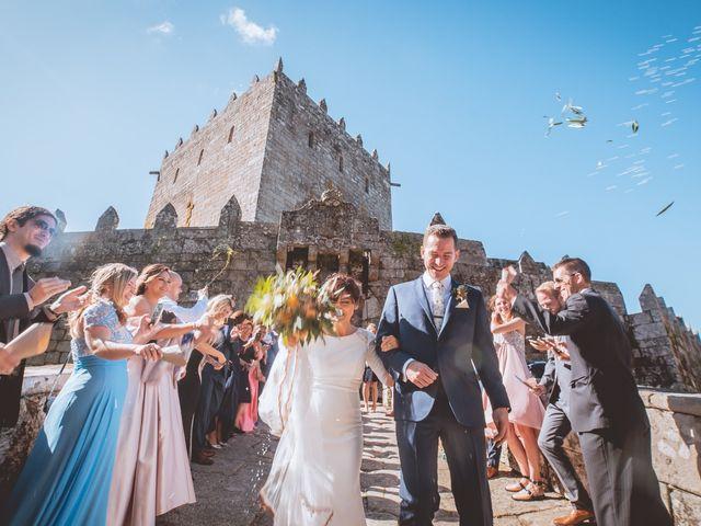 La boda de Kolby y Nilsa en Arcade, Pontevedra 33