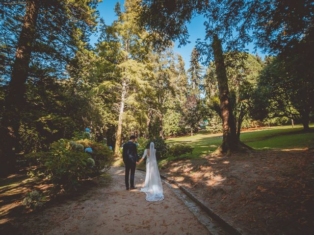 La boda de Kolby y Nilsa en Arcade, Pontevedra 34
