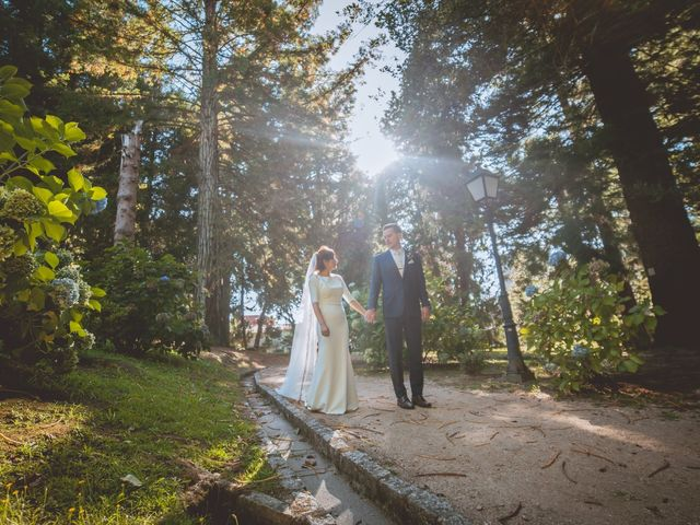 La boda de Kolby y Nilsa en Arcade, Pontevedra 35