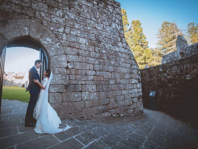 La boda de Kolby y Nilsa en Arcade, Pontevedra 38
