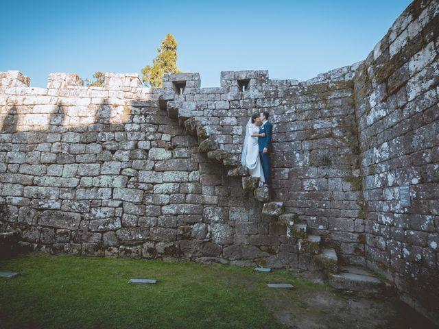 La boda de Kolby y Nilsa en Arcade, Pontevedra 39