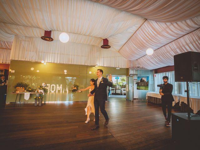 La boda de Kolby y Nilsa en Arcade, Pontevedra 43