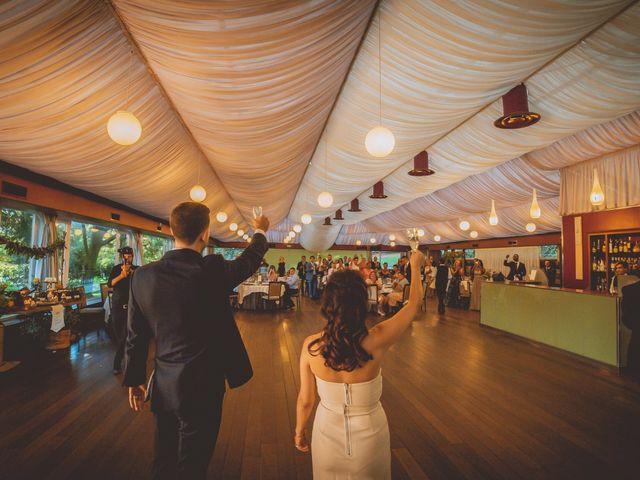 La boda de Kolby y Nilsa en Arcade, Pontevedra 44