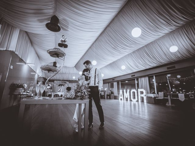La boda de Kolby y Nilsa en Arcade, Pontevedra 45