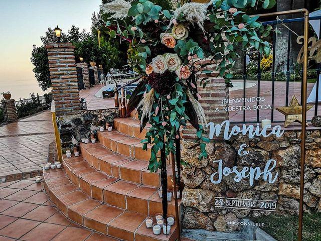 La boda de Joseph  y Mónica en Marbella, Málaga 1