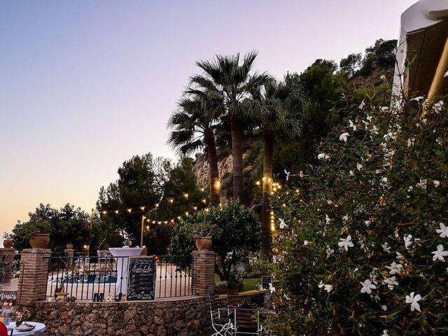 La boda de Joseph  y Mónica en Marbella, Málaga 4