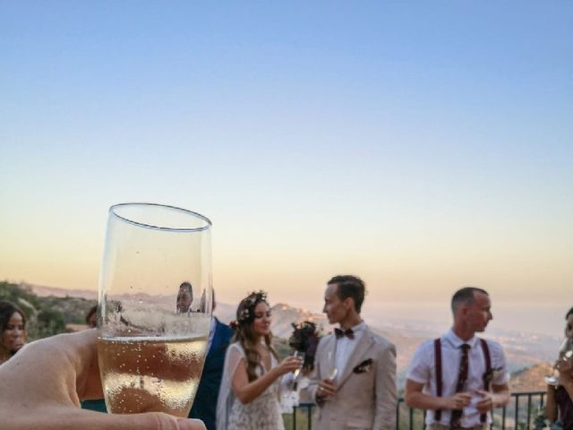 La boda de Joseph  y Mónica en Marbella, Málaga 12