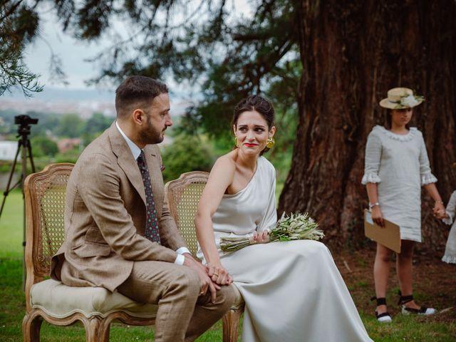 La boda de Gonzalo y María en Gijón, Asturias 40